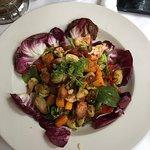 wood roasted veggie salad