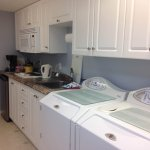 Kitchenette and access to laundry