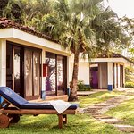 With only four cabinas, there is never at crowd and the privacy is unrivaled in San Miguel/Javil