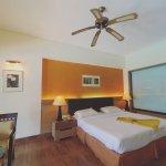 Beautiful room of Azzaro resort