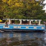 Boat to Disney Springs