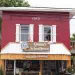 Historic Schoolhouse Vibes