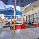 Sea Bay Cafe Deck open seasonally!