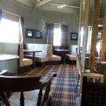 Interior of the Bosham Inn