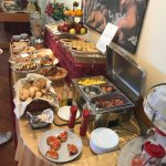 Breakfast Buffet - right side