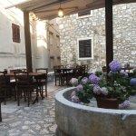 Outside dining Konoba Gorica