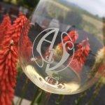Adelsheim 2014 Caitlin's Reserve Chardonnay. Cheers!
