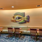 Capt Jack's Buffet wall art