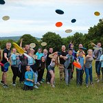 Disc Golf parties, stags/hens and large group experiences.  Call us to arrange 07422 521214