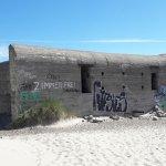II WW bunker at the beach