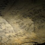Early Graffiti in Mammoth Cave