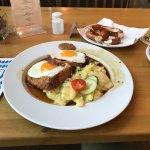 Essen der Bayrischen Stube - für ein Hotel ok
