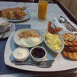 desayuno que elegi, hay otras opciones