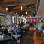 Cebu Lounge, where Riverside's menu is served.
