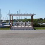 Marina View Terrace for outdoor Weddings