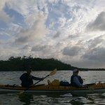 Tour en kayac