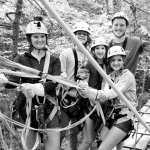 Foto de Zipline Canopy Tours of Blue Ridge
