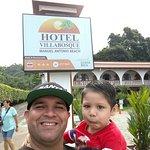 Photo de Hotel Villabosque