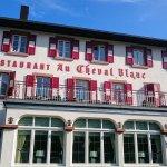Photo de Hôtel Restaurant Au Cheval Blanc
