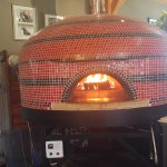The new wood fired oven is ready in meadville. Awesome!
