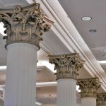Old Marshall Field's - 1892 architectural features