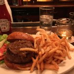 Black Label Burger and Michter's 10 - Ahhh!