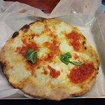 Pizza margherita (bufala)