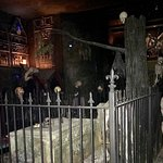 The Worlds Only Graveyard Theatre in Castle Dracula