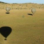 Serengeti balloon safari