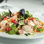Aparitivo de Mariscos -  Seafood antipasti