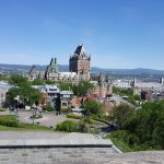 View from the top of La Citadelle