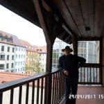 Mirador de la puerta de Isartor