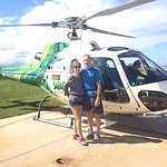 Safari Helicopters Helipad at Lihue Airport