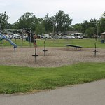 THE PLAY GROUND AT HURON PARK