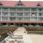 My stayed at Le Beach Hotel!