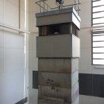 Surveillance tower from Berlin Wall