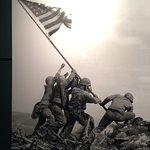 Iwo Jima photo, one of the best known Pulitzer winners