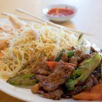 Moon Wok Chinese Restaurant Foto