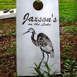 "Great diner ""Jaxson's"" in Lake Placid, FL"