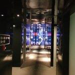 Hallway - very cool.