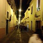 Calle La Ronda.
