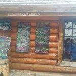 Lake Agnes Tea House Menu