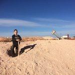 Photo de Tom's Working Opal Mine