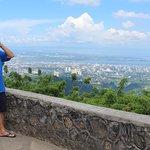 Panoramic view of Cebu