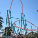 Xcelerator - launched coaster