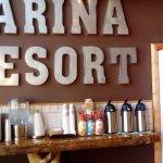 Morning Lobby Coffee Service