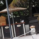 Cabana stand