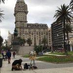 Plaza Independencia (Unabhängigkeitsplatz) Foto