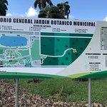 Mapa do jardim