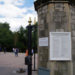 Entrance regulations - there are many!